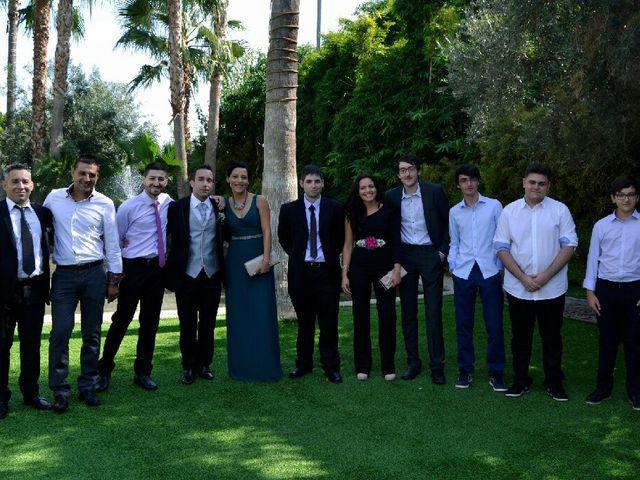 La boda de Javi y Isa en Puente Tocinos, Murcia 9
