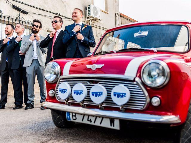 La boda de Victor y Marián en Casas De Los Pinos, Cuenca 20