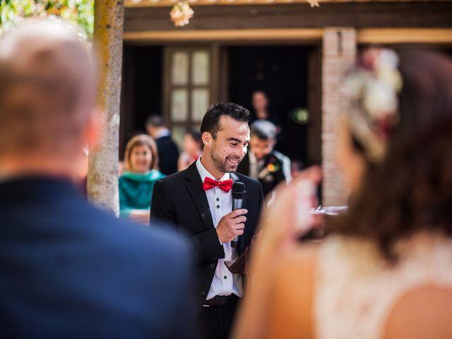 La boda de Victor y Marián en Casas De Los Pinos, Cuenca 22