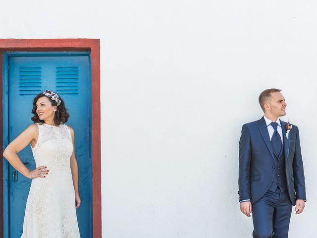 La boda de Victor y Marián en Casas De Los Pinos, Cuenca 25