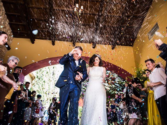 La boda de Marián y Victor