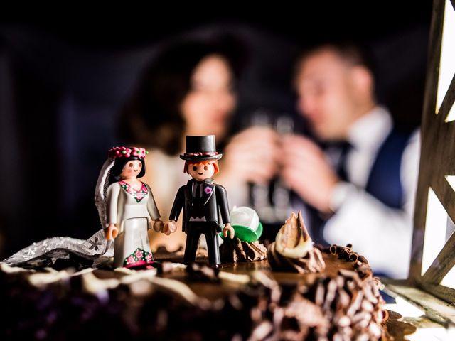 La boda de Victor y Marián en Casas De Los Pinos, Cuenca 35