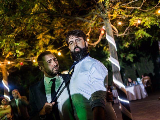 La boda de Victor y Marián en Casas De Los Pinos, Cuenca 38