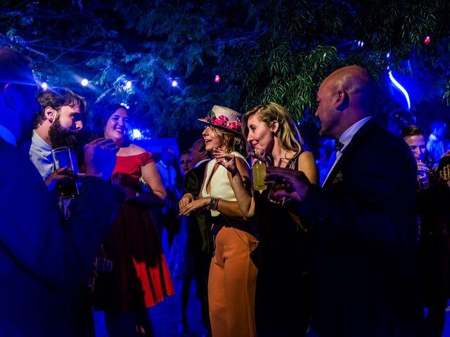 La boda de Victor y Marián en Casas De Los Pinos, Cuenca 40