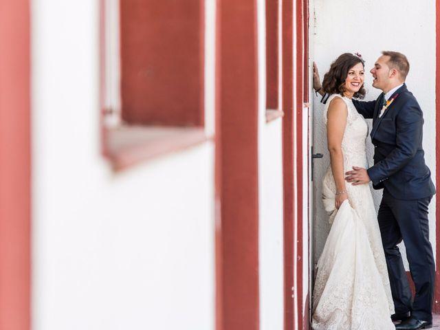 La boda de Victor y Marián en Casas De Los Pinos, Cuenca 1