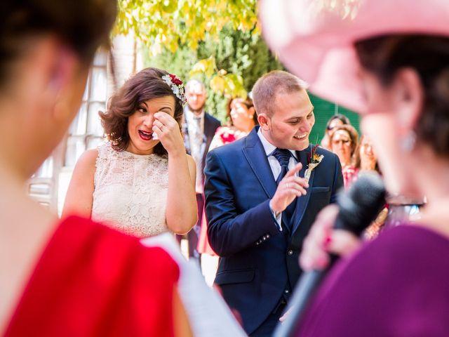 La boda de Victor y Marián en Casas De Los Pinos, Cuenca 62