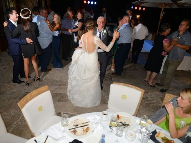 La boda de Alexandru y Veronica en Port D'alcudia, Islas Baleares 1