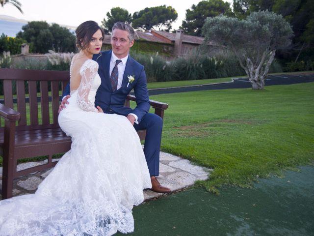 La boda de Alexandru y Veronica en Port D'alcudia, Islas Baleares 9
