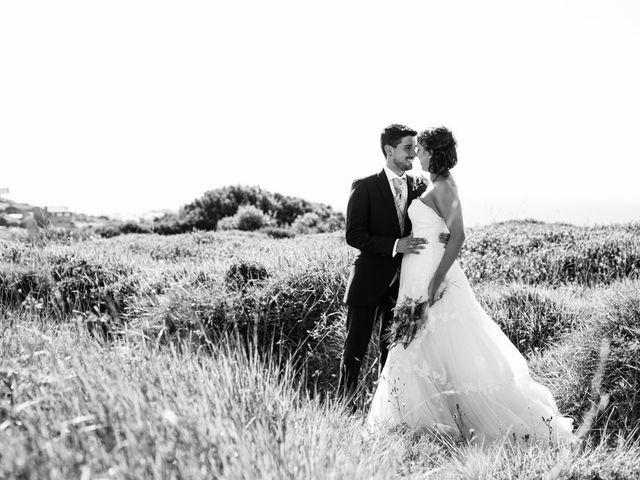 La boda de Nerea y Andoni