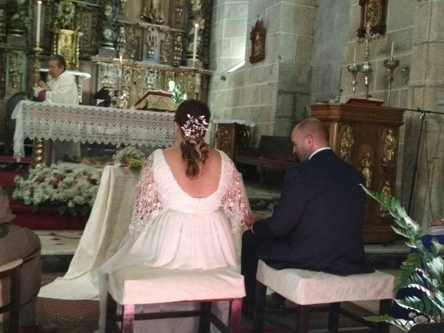 La boda de Ángel y Silvia en A Pobra Do Caramiñal, A Coruña 2