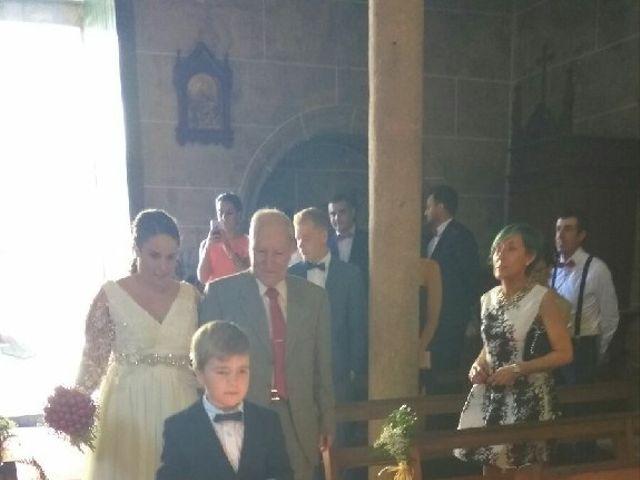 La boda de Ángel y Silvia en A Pobra Do Caramiñal, A Coruña 3