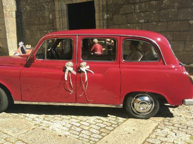 La boda de Ángel y Silvia en A Pobra Do Caramiñal, A Coruña 1