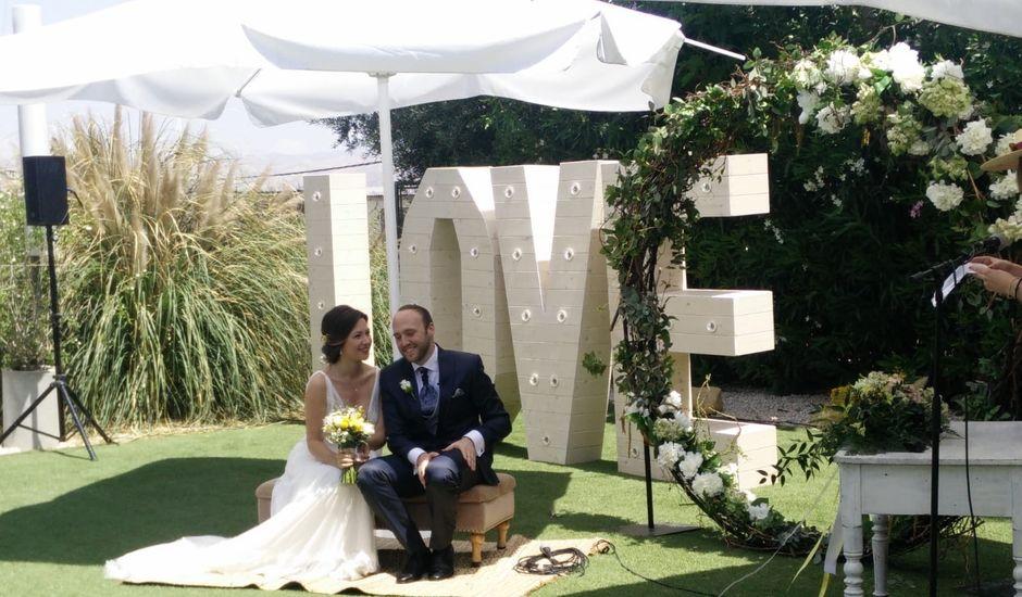 La boda de María y Iván en Aspe, Alicante