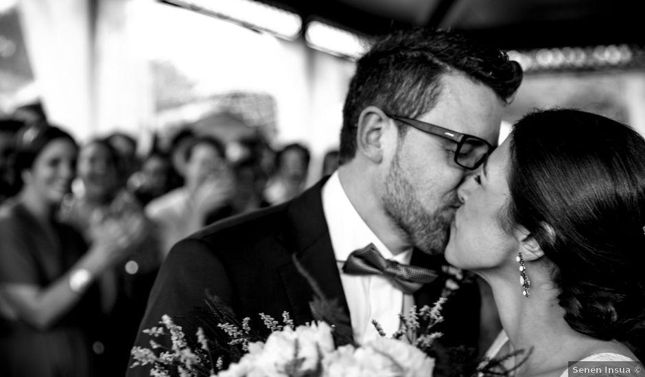 La boda de Dadi y Mariña en Laxe, A Coruña