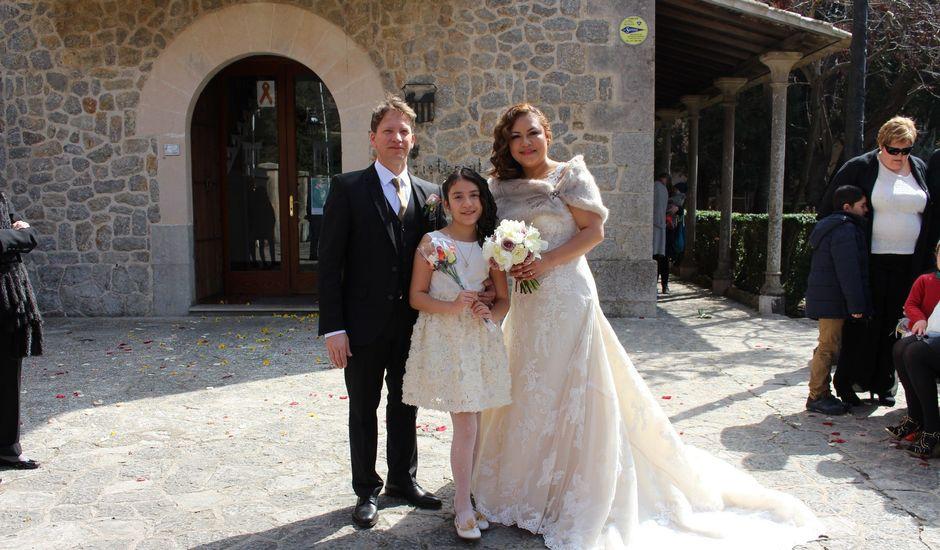 La boda de Daniel y Diana en Esporles, Islas Baleares