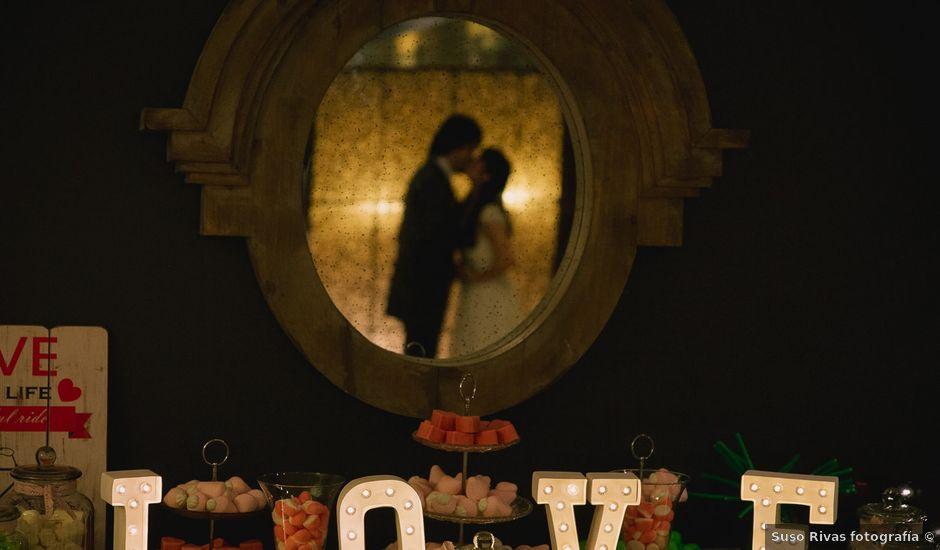 La boda de David y Ixone en Santiago De Compostela, A Coruña