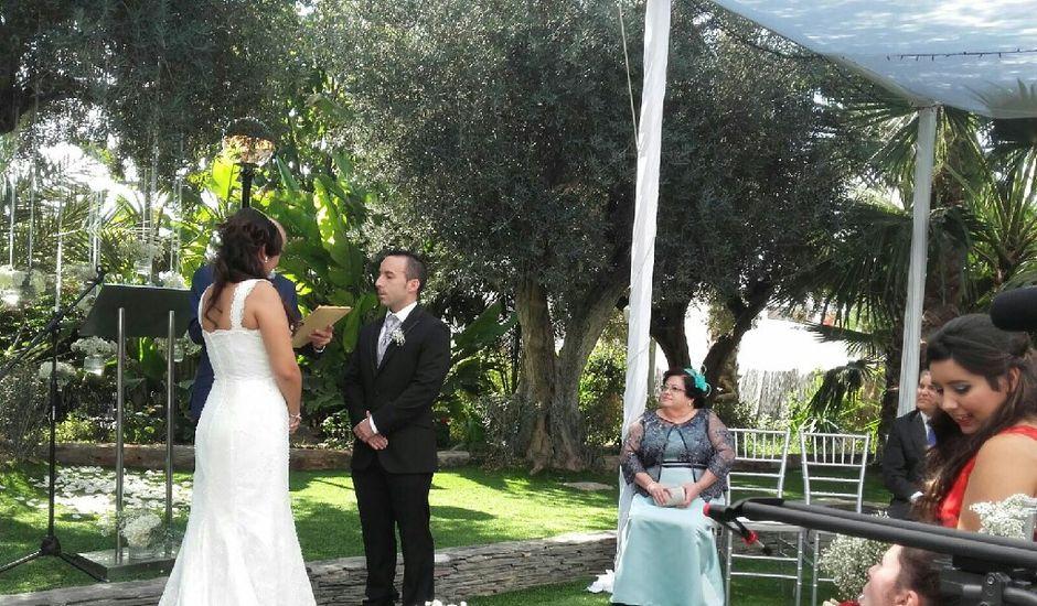 La boda de Javi y Isa en Puente Tocinos, Murcia
