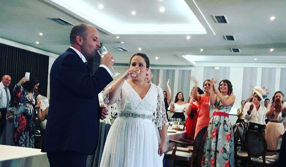 La boda de Ángel y Silvia en A Pobra Do Caramiñal, A Coruña