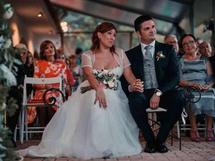 La boda de Concha y Carlos