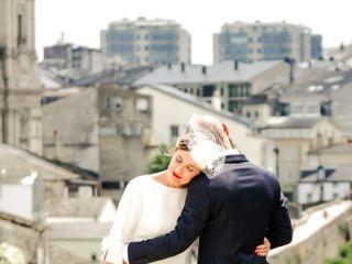 La boda de Sandra y Ska