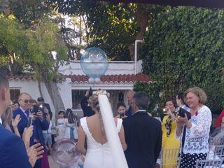 La boda de Rocío y Juanma 2