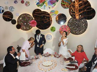 La boda de Beatriz y Triunfo