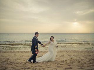 La boda de Pina y Roberto