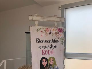 La boda de Amanda  y Paola  2