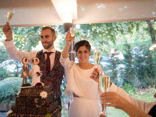 La boda de Andrea y Josu
