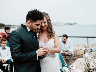 La boda de Isabel y Oriol