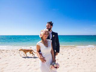 La boda de Lara y Juanki