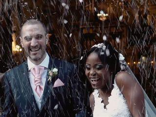 La boda de Mirey y Javier
