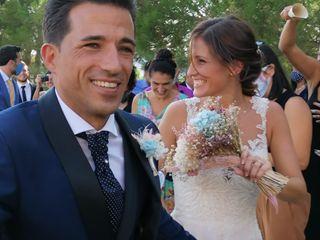La boda de Laia y David