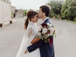 La boda de Araceli y Adrià