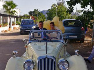 La boda de MªAngeles y Mateo  1