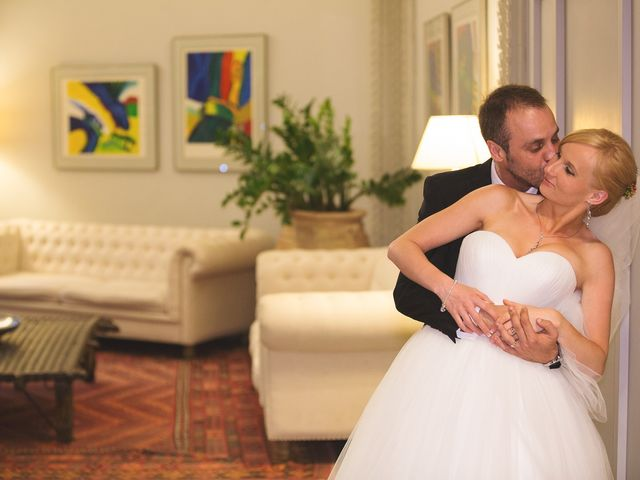 La boda de Annia y Daniel