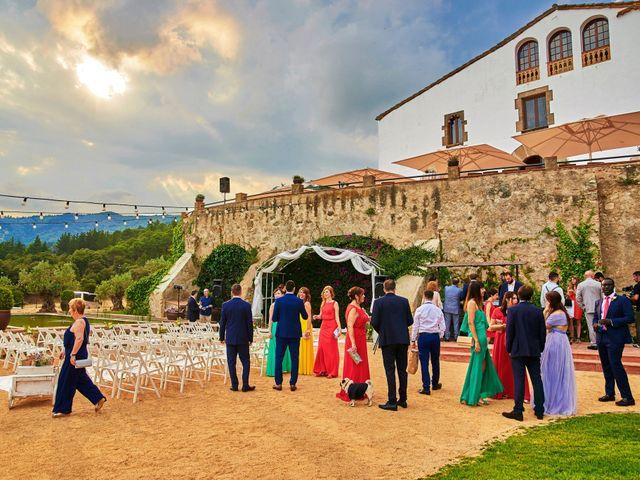 La boda de Victor y Carmen en Arenys De Munt, Barcelona 10