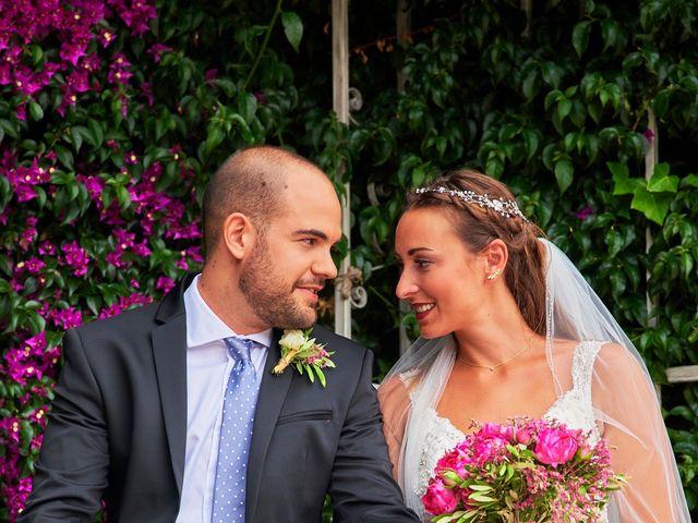 La boda de Victor y Carmen en Arenys De Munt, Barcelona 17