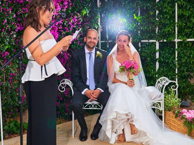 La boda de Victor y Carmen en Arenys De Munt, Barcelona 19