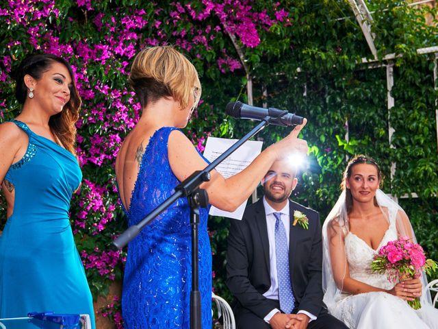 La boda de Victor y Carmen en Arenys De Munt, Barcelona 20