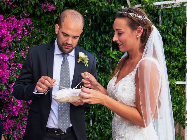 La boda de Victor y Carmen en Arenys De Munt, Barcelona 21