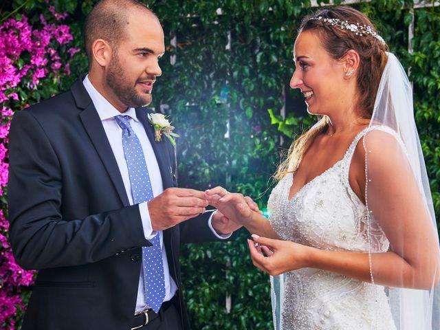 La boda de Victor y Carmen en Arenys De Munt, Barcelona 22
