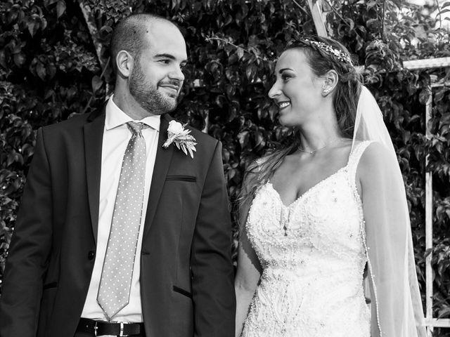 La boda de Victor y Carmen en Arenys De Munt, Barcelona 23