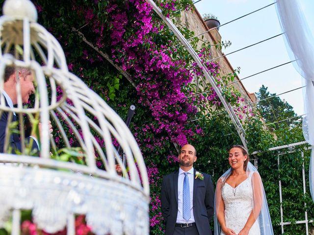 La boda de Victor y Carmen en Arenys De Munt, Barcelona 25