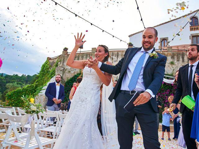 La boda de Victor y Carmen en Arenys De Munt, Barcelona 27