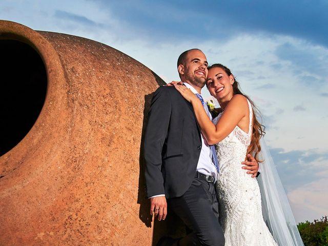 La boda de Victor y Carmen en Arenys De Munt, Barcelona 33