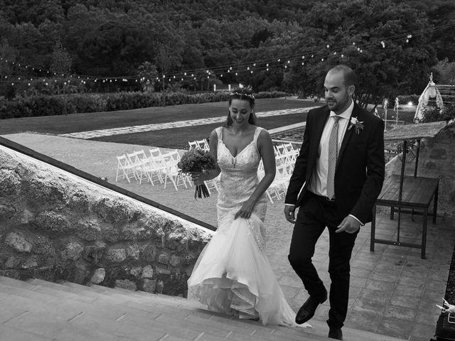 La boda de Victor y Carmen en Arenys De Munt, Barcelona 35
