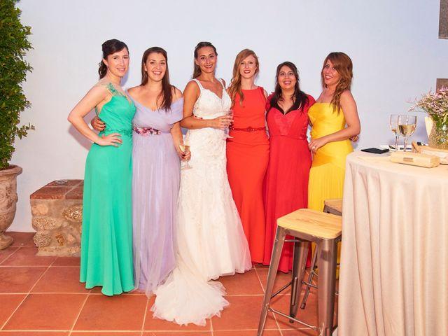 La boda de Victor y Carmen en Arenys De Munt, Barcelona 39