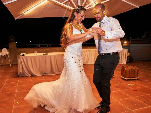 La boda de Victor y Carmen en Arenys De Munt, Barcelona 44