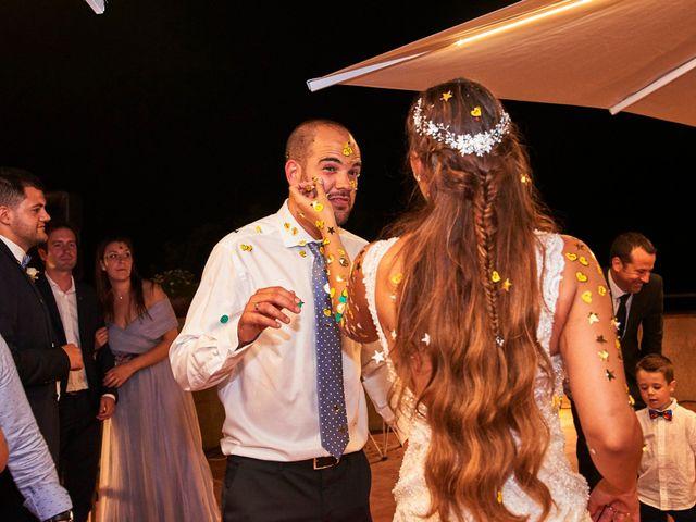 La boda de Victor y Carmen en Arenys De Munt, Barcelona 45